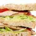 Sandwich thumb thumb